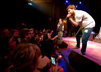 Aesop Rock (Ian Matthias Bavitz) and Rob Sonic