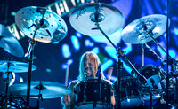 Taylor Hawkins of the Foo Fighters
