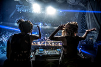 Krewella, 5/2/13 @ The Orph in Madison, WI