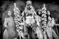 Maria Brink and the Blood girls