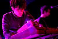 Alan Palomo of Neon Indian