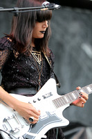 Jules of the Dum Dum Girls
