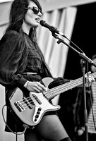 Malia of the Dum Dum Girls